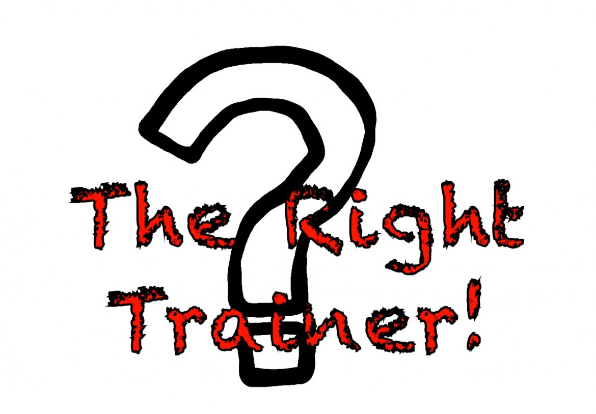The Right Personal Trainer?